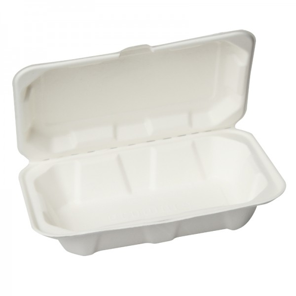 Clamshell Box-1000 ML- ( Pack of 25 Pieces)