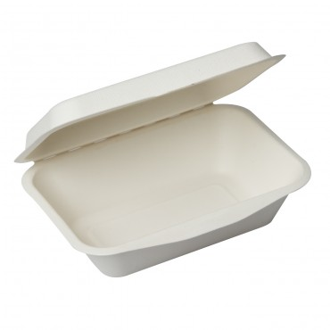Clamshell Box-600 ML- ( Pack of 25 Pieces)
