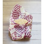 Beeswax Wrap- A pack of  3 wraps